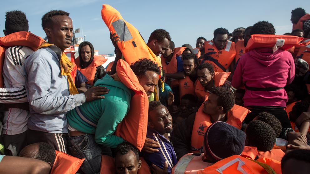 La crisis de los refugiados en Europa, una situación de emergencia