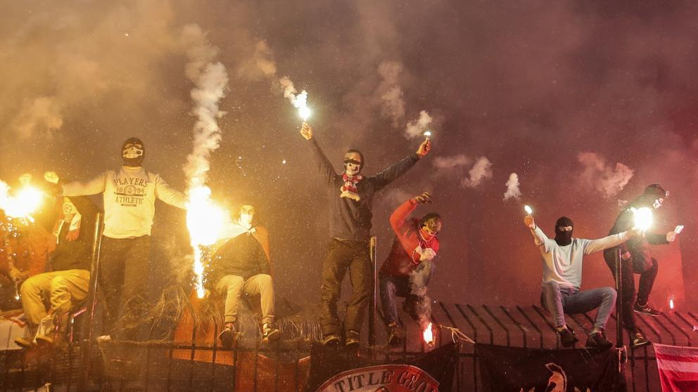 Ultras: la pasión por el fútbol llevada al extremo