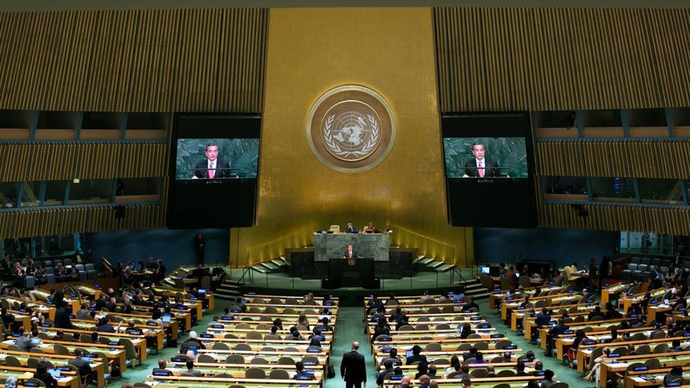 ¿Qué dicen las leyes internacionales sobre el referéndum?