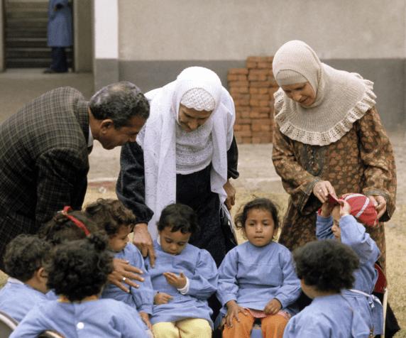 Building bridges between generations through the SDGs