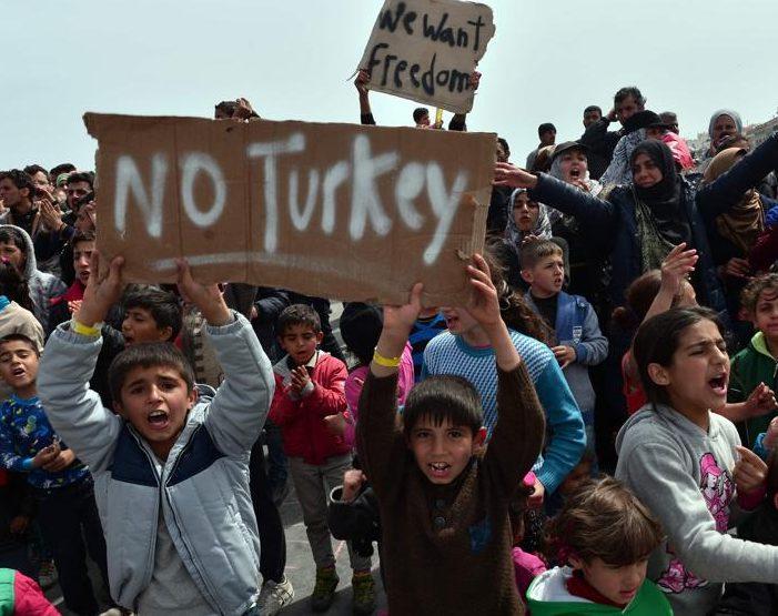 El acuerdo entre Europa y Turquía: una solución a medias