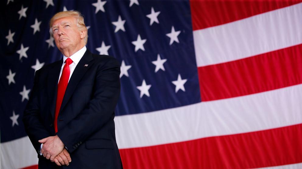 Trump pasa del cambio climático
